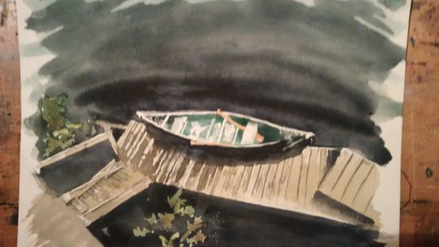 Lake Jo Boat